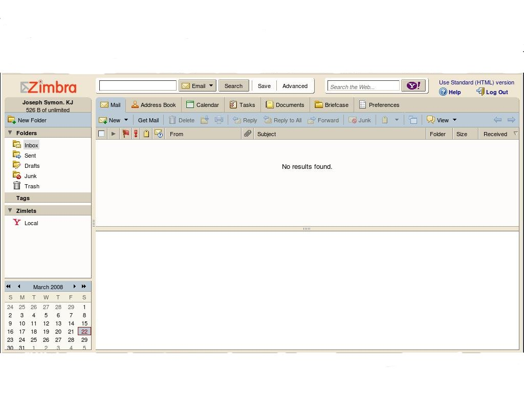 Server Installation: Zimbra Mail Server Installation Guide Centos