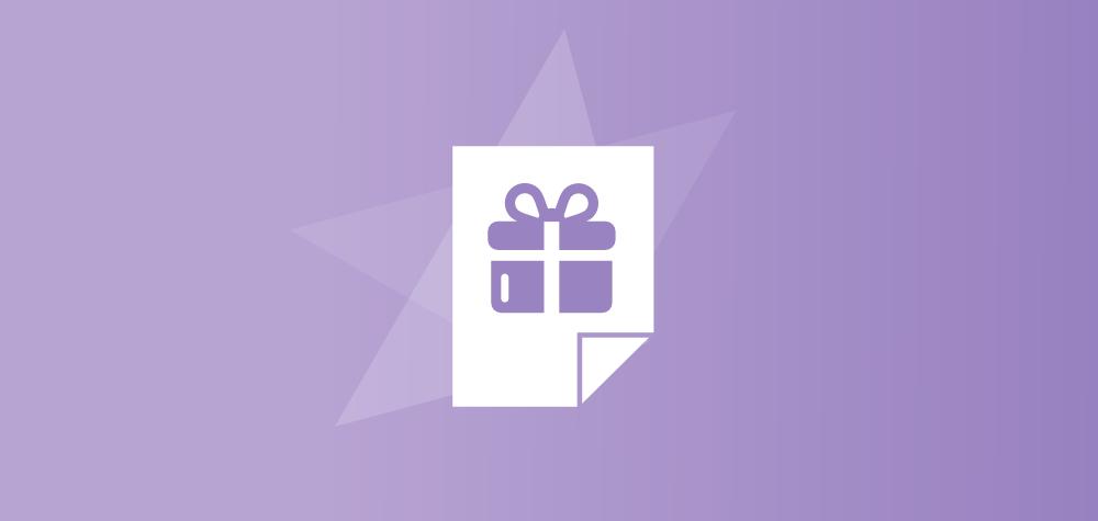 10-Gift Certificate Creator