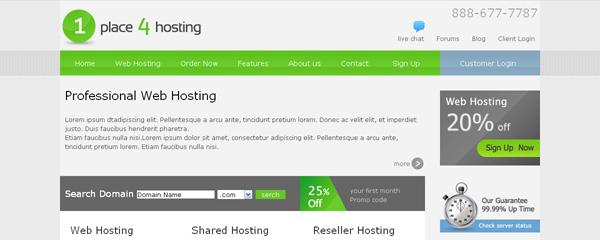 1place4hosting-portfolio