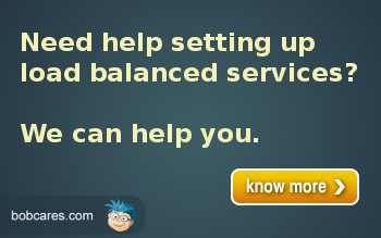 Get your servers load balanced by Bobcares