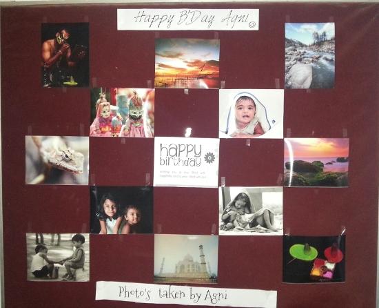 Collage of photos by Agni - Fun at Bobcares