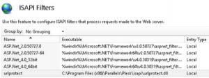 DNN internal server error