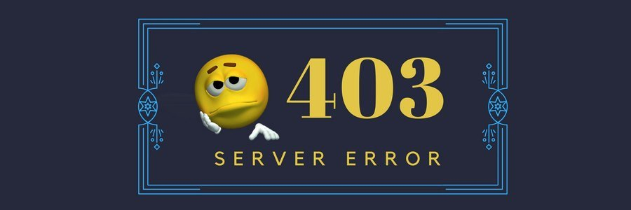 Prevent mod-security 403 server errors in web hosting
