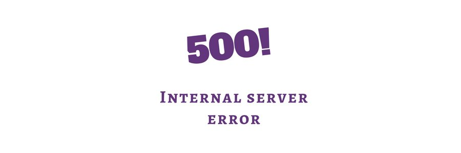 How to resolve '500 internal server error' in Apache