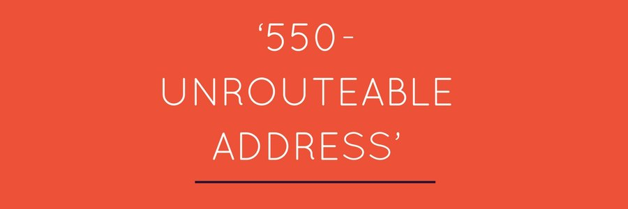 '550-Unrouteable address' – What causes it and how to fix it in Exim, cPanel and Outlook