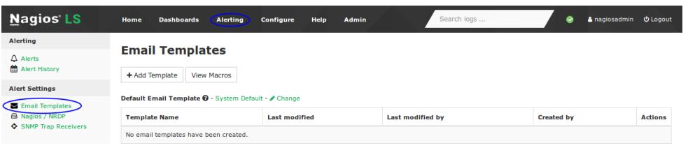 Alerting On Log Events With Nagios Log Server