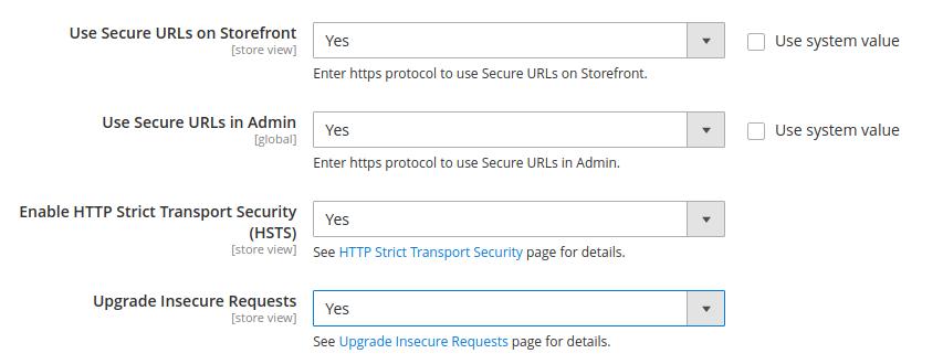 Magento 401 Unauthorised Access