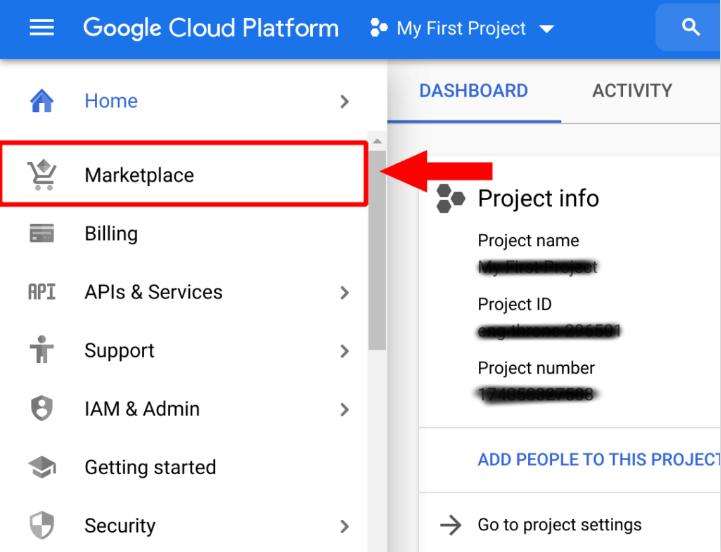 Migrate WordPress to Google Cloud