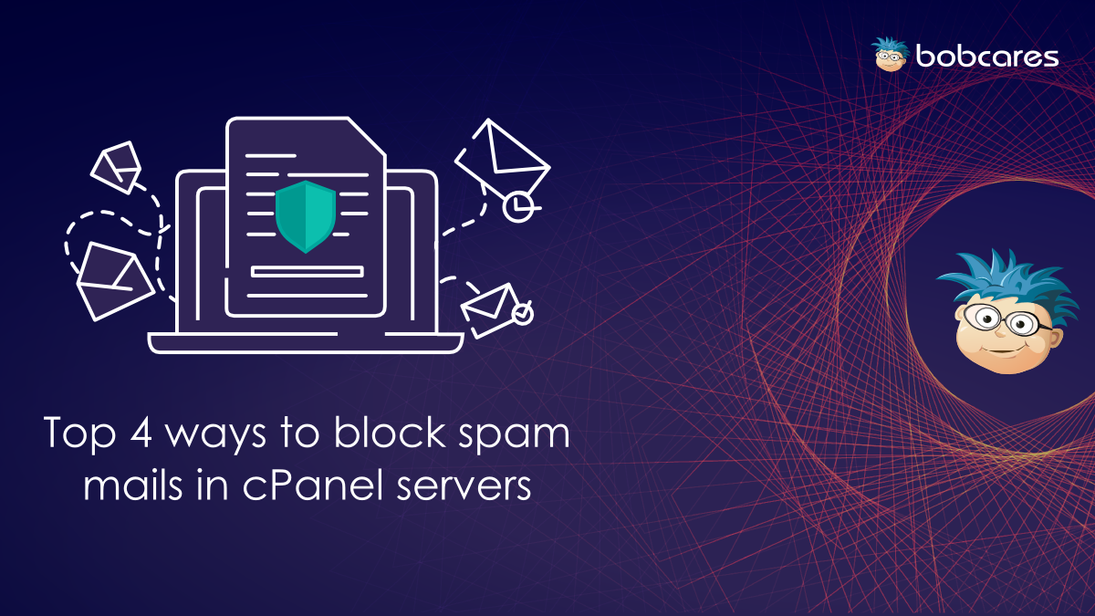 cPanel spam mitigation: How we fight spamming in cPanel
