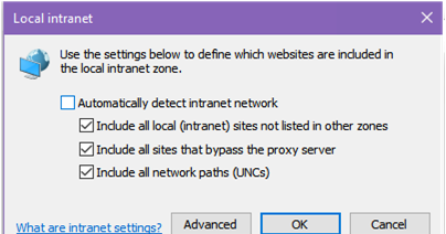 Single Sign-On (SSO) Authentication in Active Directory