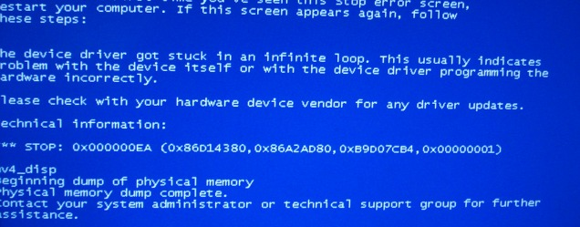 Surviving the blue screen of death – How a Hyper-V Windows VPS fatal error was resolved