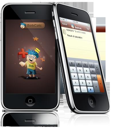 bobcalcnotes iphone app