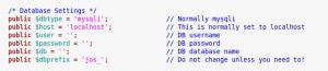change joomla admin password - config file