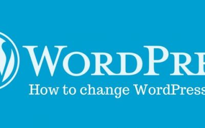 Easily change WordPress theme for your website with these simple steps