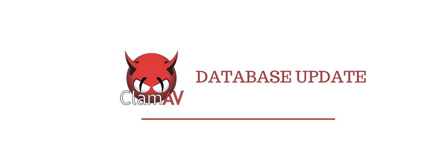 How to fix clamav update database error