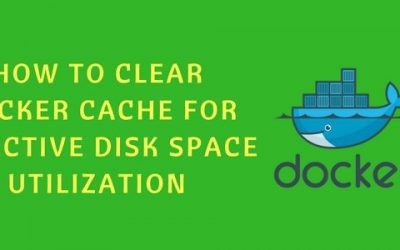 How to clear Docker cache and save disk space