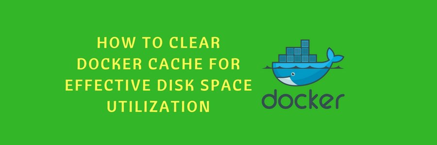 How to clear Docker cache and save disk space - Bobcares