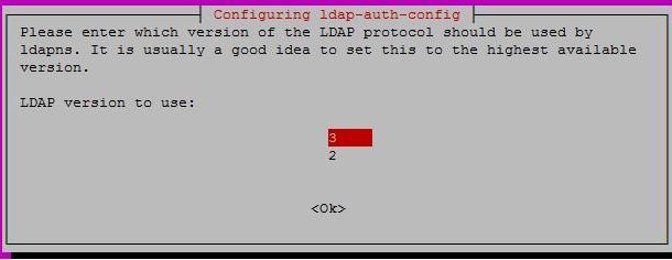 configure ldap client ubuntu