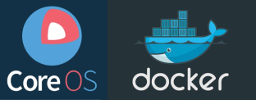 Docker support on a CoreOS infrastructure