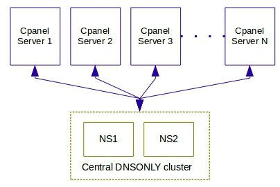 cPanel DNSONLY cluster - common pitfalls
