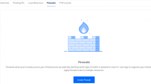 DigitalOcean: whitelist IP – Here are the steps to do it