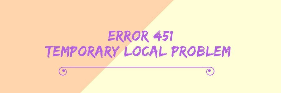 "Top 5 causes for email error ""451 Temporary local problem – please try later"" and How to fix it in Outlook, Exim, Postfix and MailEnable"