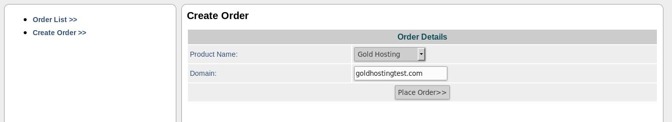 goldHosting