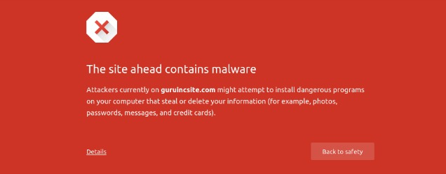 How to clean Guruincsite malware from hacked Magento web sites and remove Google blacklisting