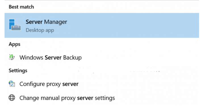 install dhcp server on windows server 2019