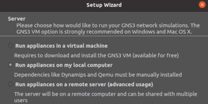 install gns3 on ubuntu