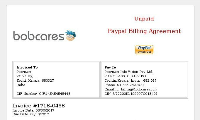WHMCS Module For Paypal Billing Agreement Bobcares
