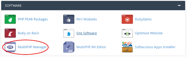 Manage php.ini directives with PHP FPM