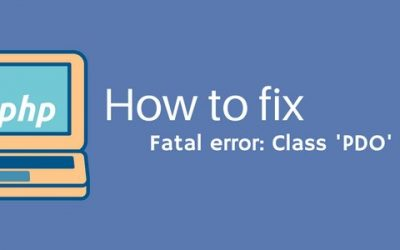 How to fix Fatal error: Class 'PDO' not found in PHP apps like Drupal, Prestashop, Joomla, etc