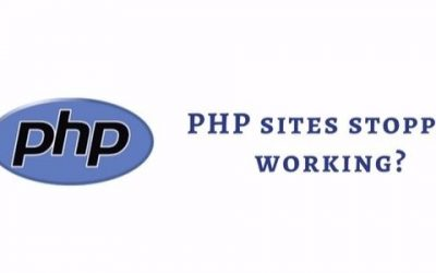 What to do when your PHP sites running on PHP-FPM stop working