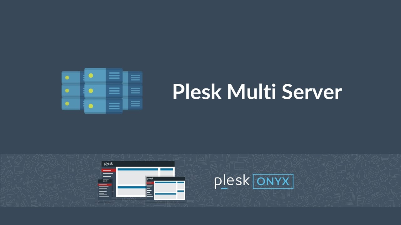 Install Plesk Multi Server