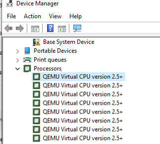 Selecting the number of vCPUs and Cores for a Virtual Machine