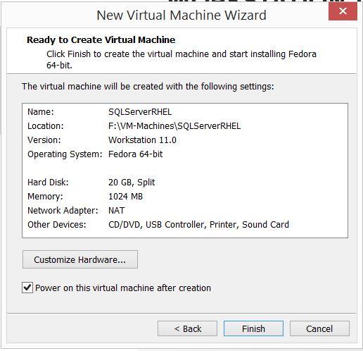 install Red Hat Enterprise