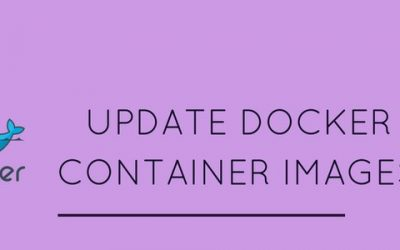 How to update Docker image to maintain your containers secure