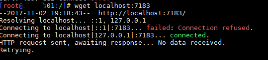 wget failed connection refused- Causes and fixes! - Internet