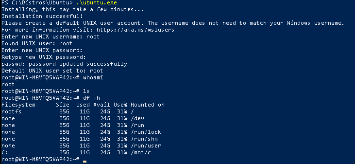 Windows server 2019 Linux Subsystem - Here's how to enable it
